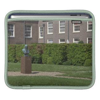 Comenius statue iPad sleeve