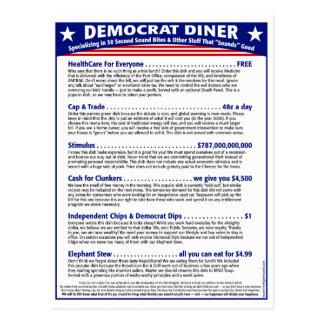 Comensal de Demócrata Postal