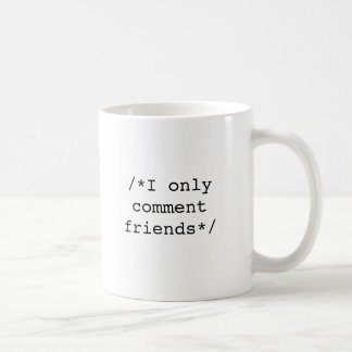comentario friends*/de/*I solamente Taza De Café