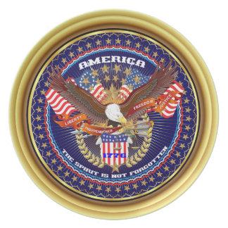 Comentarios patrióticos o del veterano de la opini platos