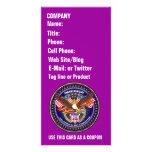 Comentarios patrióticos o del veterano de la opini tarjeta fotografica
