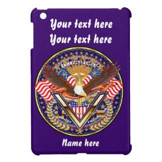 Comentarios patrióticos o del veterano de la selec iPad mini carcasas