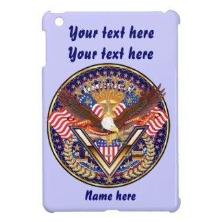 Comentarios patrióticos o del veterano de la selec iPad mini protector