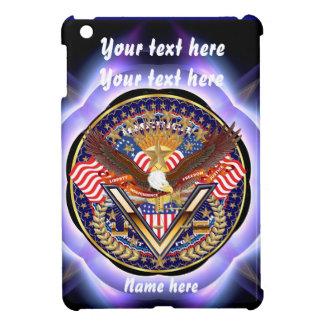 Comentarios patrióticos o del veterano de la selec iPad mini carcasa