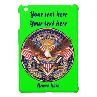 Comentarios patrióticos o del veterano de la selec iPad mini protectores