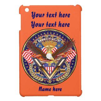 Comentarios patrióticos o del veterano de la selec iPad mini funda