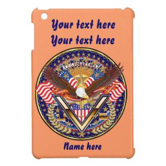 Comentarios patrióticos o del veterano de la selec iPad mini cárcasa