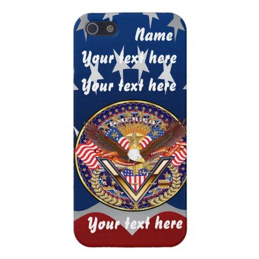 Comentarios patrióticos o del veterano de la selec iPhone 5 fundas