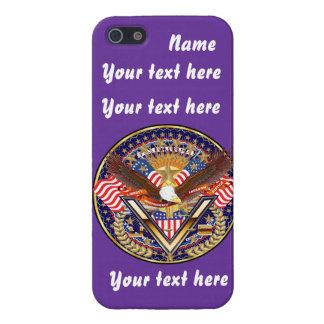Comentarios patrióticos o del veterano de la selec iPhone 5 carcasas