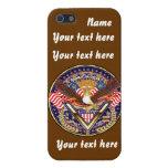 Comentarios patrióticos o del veterano de la selec iPhone 5 cárcasas