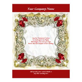 Comercialización de las promociones del navidad de tarjetas informativas