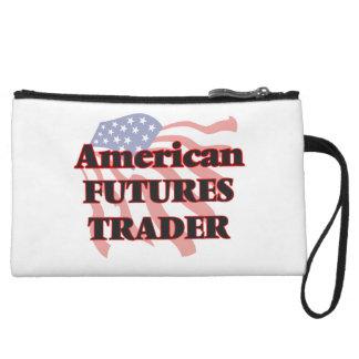 Comerciante de futuros americano