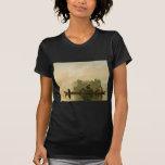 Comerciantes de la piel de George Caleb Bingham Camisetas
