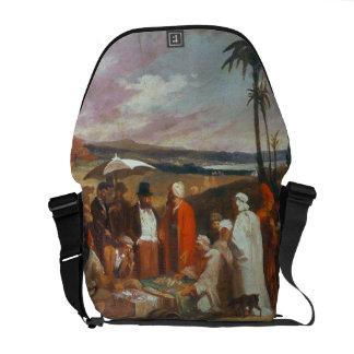 Comerciantes orientales bolsas de mensajeria