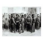 Comerciantes y comerciantes judíos postales