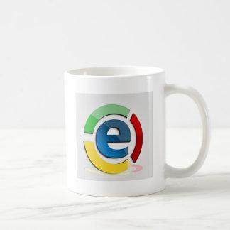Comercio electrónico taza de café