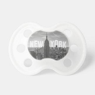 Comercio mundial del Empire State Building del Chupetes De Bebé
