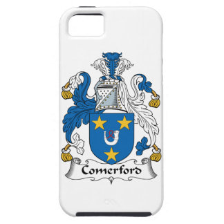 Comerford Family Crest iPhone 5 Covers