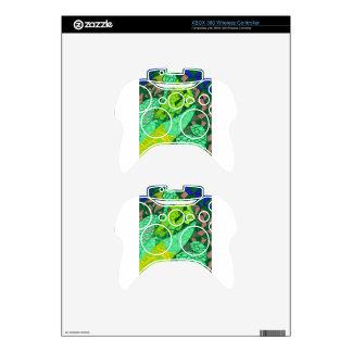 """""""Comes A Dragon"""" XBOX 360 Wireless Controller Xbox 360 Controller Skin"""