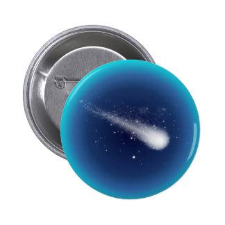 Comet 2 Inch Round Button