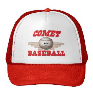 Comet Baseball Trucker Hat