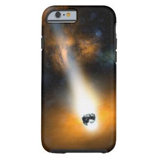 Comet descending through atmosphere tough iPhone 6 case