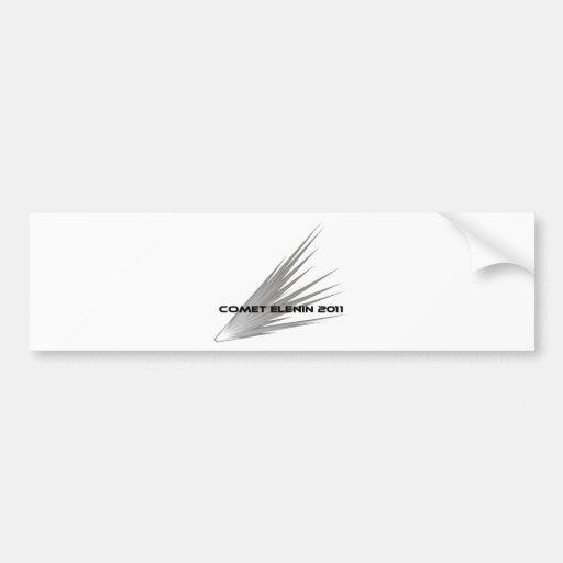 Comet Elenin 2011 Bumper Stickers
