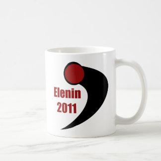 Comet Elenin 2011 Coffee Mug