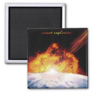 comet explosion magnet