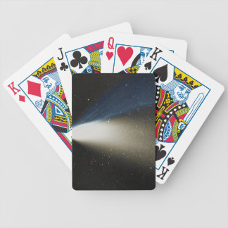 Comet Hale-Bopp Bicycle Playing Cards