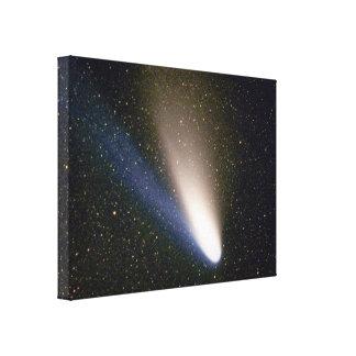 Comet Hale Bopp Canvas Print