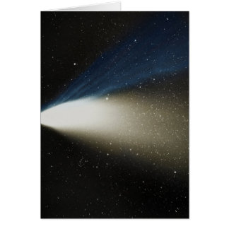 Comet Hale-Bopp Card