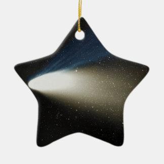 Comet Hale-Bopp Ceramic Ornament