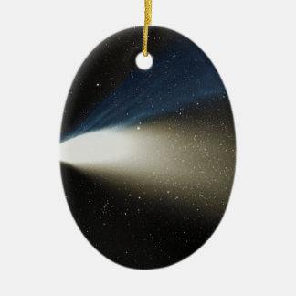 Comet Hale-Bopp Ceramic Ornament