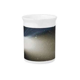 Comet Hale-Bopp Drink Pitcher