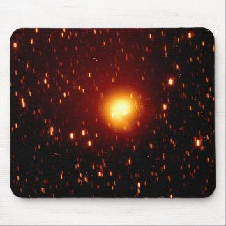 Comet Hale-Bopp Mouse Pads