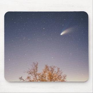 Comet Hale-Bopp Mouse Pad