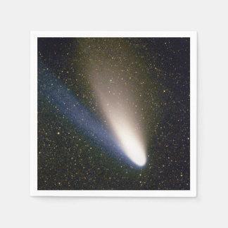 Comet Hale Bopp Napkin