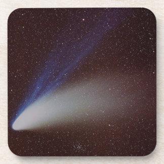 Comet Hale–Bopp over  Munich Beverage Coaster