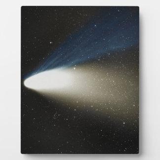Comet Hale-Bopp Plaque