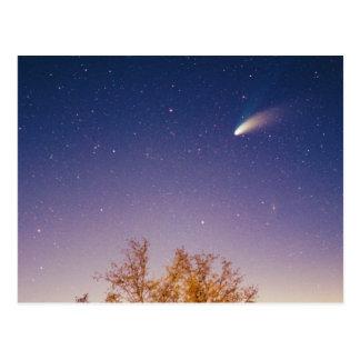 Comet Hale Bopp Postcard