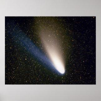 Comet Hale Bopp Poster
