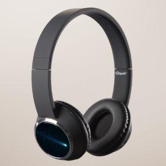 Comet in Night Sky Headphones