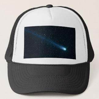 Comet in Night Sky Trucker Hat