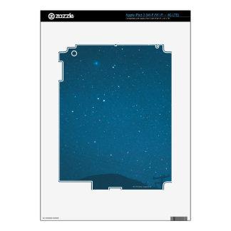 Comet Iras-Araki-Alcock iPad 3 Decals