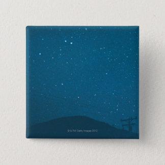Comet Iras-Araki-Alcock Pinback Button