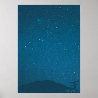 Comet Iras-Araki-Alcock Poster