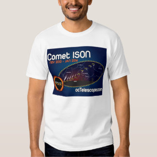 Comet ISON T Shirt