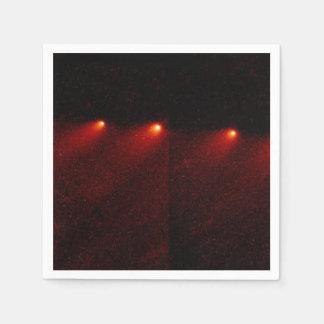 Comet P:Shoemaker-Levy 9 Paper Napkin