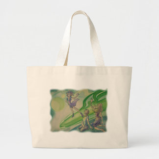 Comet Passerby Large Tote Bag